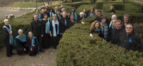 Le chœur des Alpes du Sud