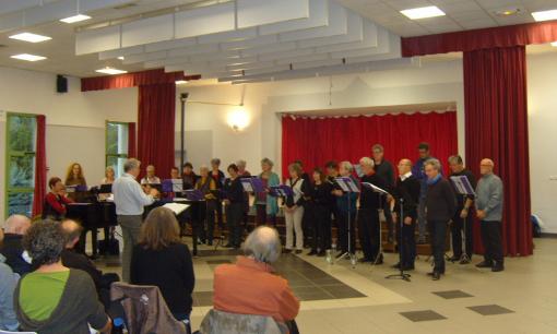 Répétition-Audition du 13/03/2016 à Esparron de Verdon (04)