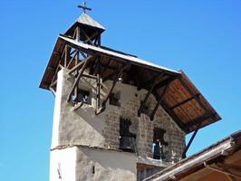 L'eglise Saint-Sébastien de Ceillac (05)