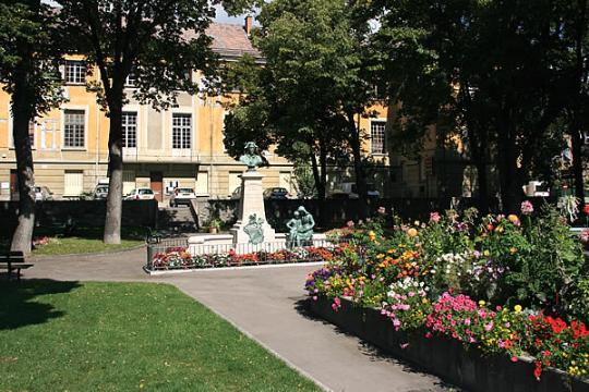 Embrun (centre ville)