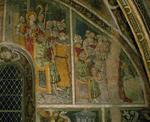 Fresque de la chapelle (mur nord)