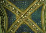 Fresque de la chapelle des Cordeliers (voute)